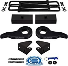 Supreme Suspensions - Full Lift Kit for Chevy Silverado 1500HD 2500HD 3500HD Adjustable 1