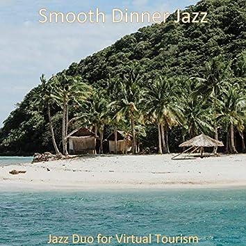Jazz Duo for Virtual Tourism