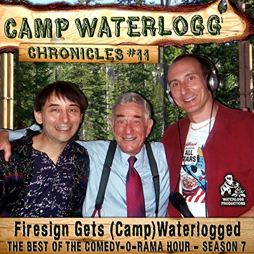 The Camp Waterlogg Chronicles 11 cover art