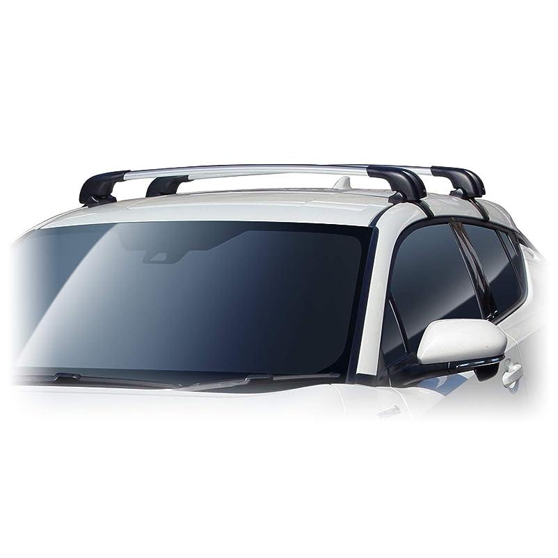 富対話誕生Terzo 車種別ベースキャリアセット エアロバータイプ ブラック 風切音低減モデル 【トヨタ アルファード/ヴェルファイヤ H27. 1~ 型式 AGH.GGH3#.AYH3#】 EF100A + EB124A + EB124A + EH369 KIT7053T
