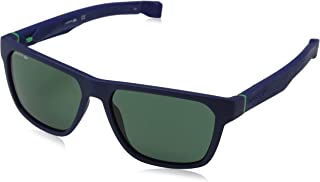224b6fdf5292f Óculos de Sol Lacoste L869s 424 57 Azul Fosco