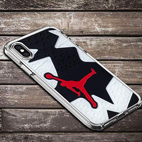 Goodsprout vgr Jrardvn 6321 Phone Case Transparent Silicone Cover For Funda iPhone 7 Plus 5.5/Funda iPhone 8 Plus 5.5