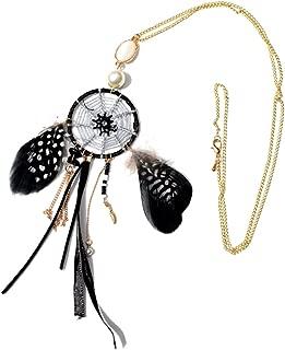 Dream Catcher Necklace for Women Necklaces Men Dreamcatcher Kids