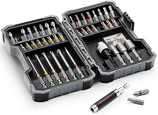 comprar comparacion Bosch - Set de 43 unidades para atornillar y llaves de vaso (Ph,Pz,Sl,H,T,Th)