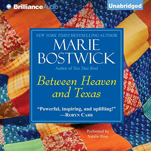 Page de couverture de Between Heaven and Texas