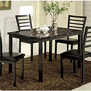 Best black marble kitchen table Reviews