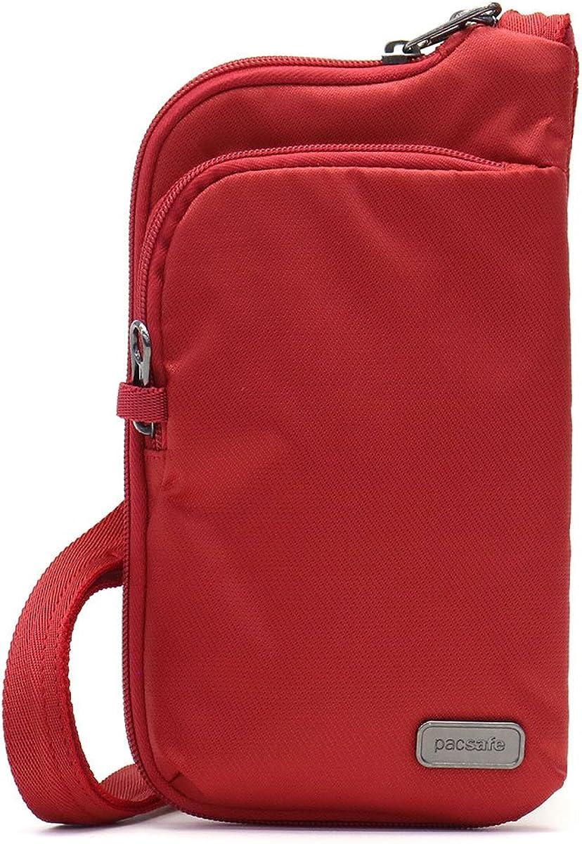 Pacsafe Women's Daysafe Anti-Theft Tech Crossbody Bag