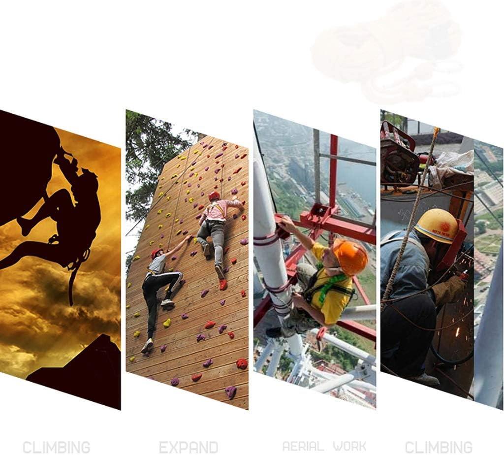 Cuerda Cuerda de escalada al aire libre, cuerda de seguridad ...