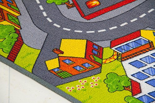 Straßenteppich City - 2