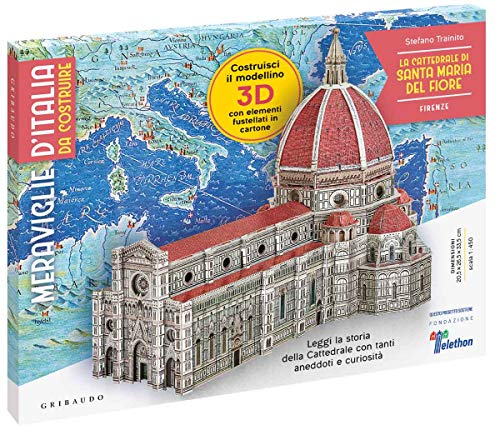 Meraviglie d'Italia da costruire - La Cattedrale di Santa Maria del Fiore
