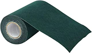 Artificial Grass Tape Klions Outdoor Turf Tape Self Adhesive Seam Tape for Jointing Lawn Mat Connecting Fake Grass Carpet 5.85'' × 390 inch (15cm×10m)