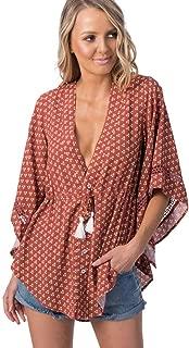 Rip Curl Women's Saffron Skies Kimono