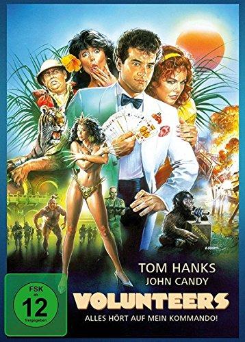 Volunteers - Alles hört auf mein Kommando - Limited Edition - Mediabook (+ DVD) (Filmjuwelen) [Blu-ray]