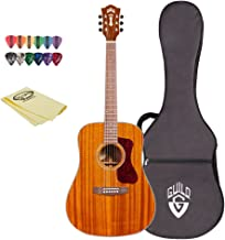 Guild D-120 NAT-KIT-1 Natural Acoustic Dreadnought All Mahogany Guitar