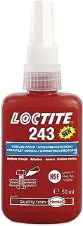 Loctite Sellador Tolerante Aceite Fuerza Mediana 243 x 50ml
