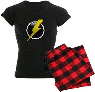 Lightning Bolt Distressed Women's PJs
