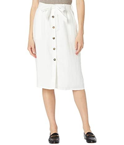 Bishop + Young Sojourn Button Front Skirt