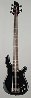 Fernandes Gravity 5 Deluxe 5 String Electric Bass - Black