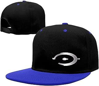 Halo Nation Platinum Style Baseball Snapback Hat Red