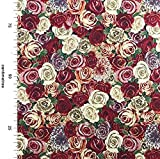 Thimbles Fabrics | New World Tapisserie, mehrfarbig,