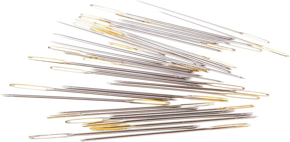 DYNWAVE 30Pcs Box Cross Over item handling ☆ 35% OFF Stitch Eye Hand Needles Embroidery Large