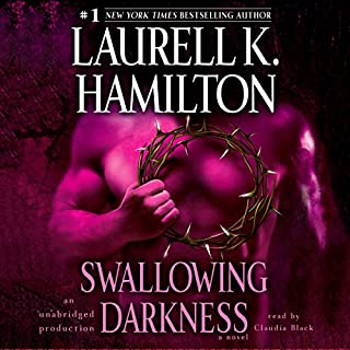 Swallowing Darkness audiobook cover art
