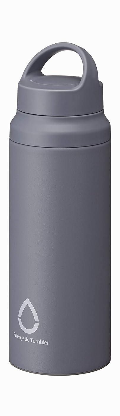 抱擁ファーザーファージュゲインセイタイガー魔法瓶(TIGER) クール?スポーツボトル グレー 600ml スポーツマグボトル MCZ-A060H