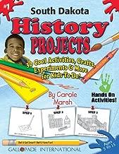 جنوب داكوتا التاريخ المشروعات–30رائع من الأنشطة ، التي لا تحتوي على الكلور الصناعات ، experiments المزيد من أجل للأطفال إلى أن تتعلم حوالي State الخاص بك. (1) (تجربة جنوب داكوتا)