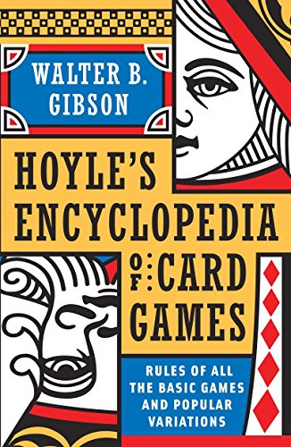 Compare Textbook Prices for Hoyle's Modern Encyclopedia of Card Games: Rules of All the Basic Games and Popular Variations 2 Edition ISBN 9780385076807 by Gibson, Walter B.