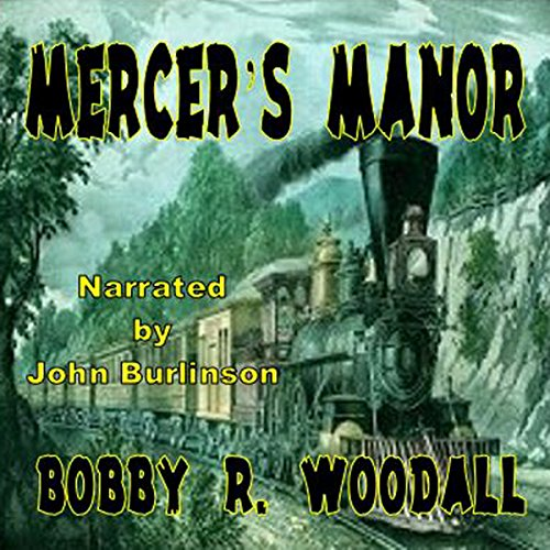 Mercer's Manor audiobook cover art