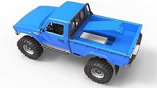 Cross RC - SP4B 1/10 Demon 4x4 Crawler Kit, w/ Full Hard Body & Steel Rims