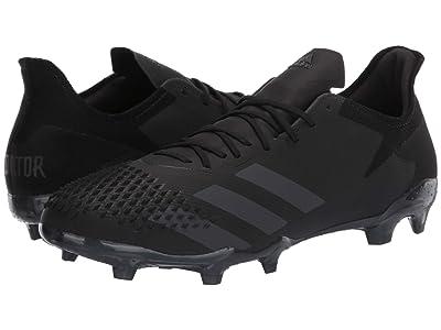adidas Predator 20.2 Fg (Core Black/Core Black/Dark Grey Heather Solid Grey) Men