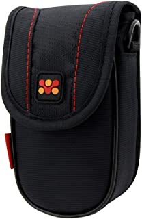 Promate Camera Case,Universal Point and Shoot Digital Camera Case with Front Pocket and Lanyard Strap-xPose-S