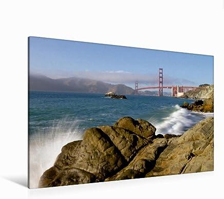 Calvendo San Francisco Baker Beach, 120 x 80 cm