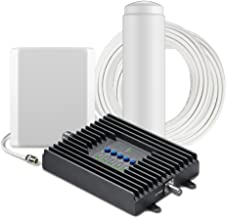 SureCall Fusion4Home Omni/Panel, Cell Phone Signal Booster Kit for All Carriers 3G/4G LTE up to 3,000 Sq Ft
