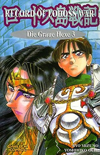 Record of Lodoss War, Die graue Hexe, Bd.3