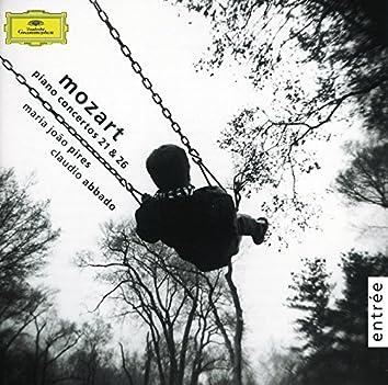 モーツァルト:ピアノ協奏曲第21・26番