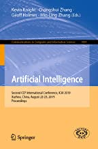 Artificial Intelligence: Second CCF International Conference, ICAI 2019, Xuzhou, China, August 22-23, 2019, Proceedings (C...