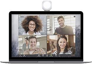 Lume Cube - Lighting Kit for Video Conferencing, LED Light Kit for Webcams, Zoom, Skype, FaceTime, Live Streaming, Business Calls on Laptops, Phones, Tablets…