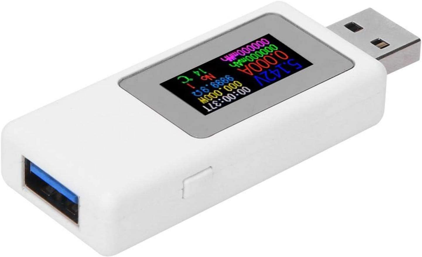 Jeanoko Arlington Mall Accurate Measurements Small Size Limited time trial price Char 0-150w USB 4-Digit