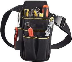 Jianghuayunchuanri Taille Tool Bag Gemakkelijk aan te passen Hardware Tool Opbergtas Grote capaciteit Onderhoud Tool Bag v...