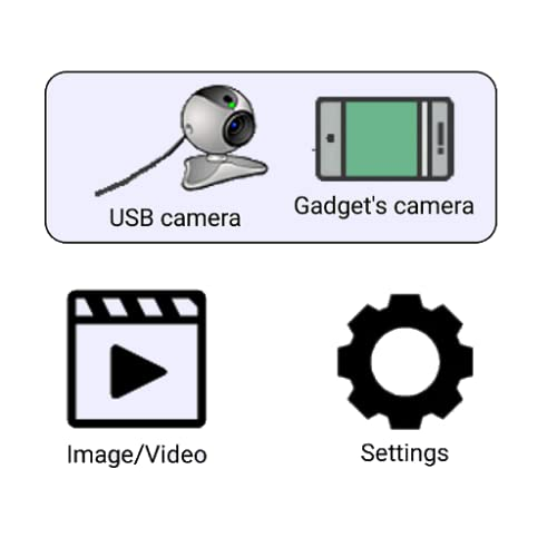 Easy connect USB camera or USB endoscope to Android. Video surveillance from Smartphone. Baby monitor / USB camera over Internet (Free)