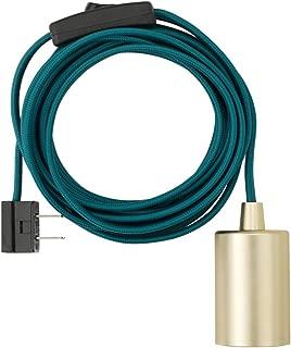 Best color cord pendant Reviews