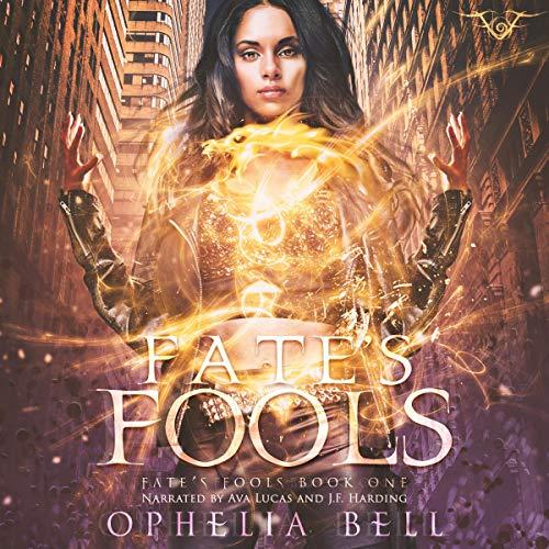 Fate's Fools audiobook cover art