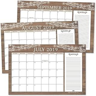 Best 17 month desk calendar Reviews