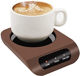 Coffee Mug Warmer – Desktop Beverage Warmer – Electric Cup Warmer Tea..