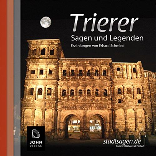 Trierer Sagen und Legenden Titelbild