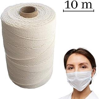 Wäscheband stark elastisches Gummiband weiß Preis für 3M 10M flach gewebt