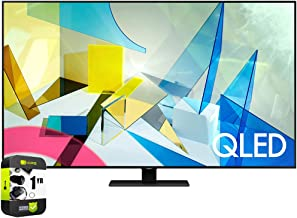 $2697 » Samsung 75 inch Class Q80T QLED 4K UHD HDR Smart TV 2020 Bundle with 1 Year Extended Protection Plan