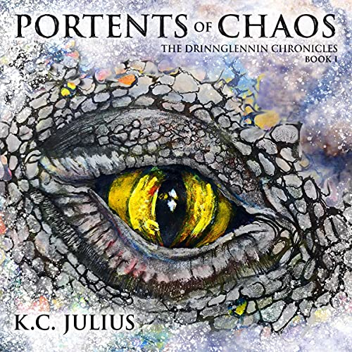 Portents of Chaos Audiobook By K.C. Julius cover art